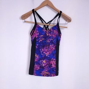 Lorna Jane Push Up Sports Active Wear Tank